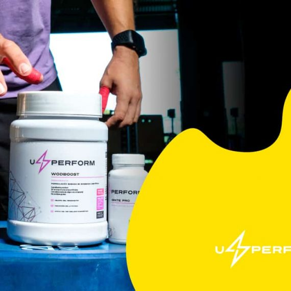 Diseño de nueva marca para Uperform, creación de tienda online, gestión de redes sociales y publicidad online por la agencia de Marketing Digital, Mullbrand en Murcia